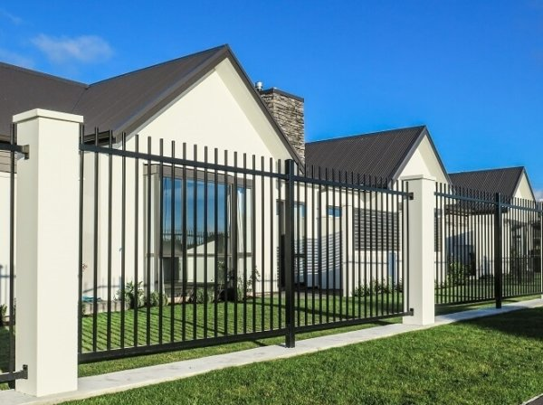 DuraPanel Vecta Aluminium Fences