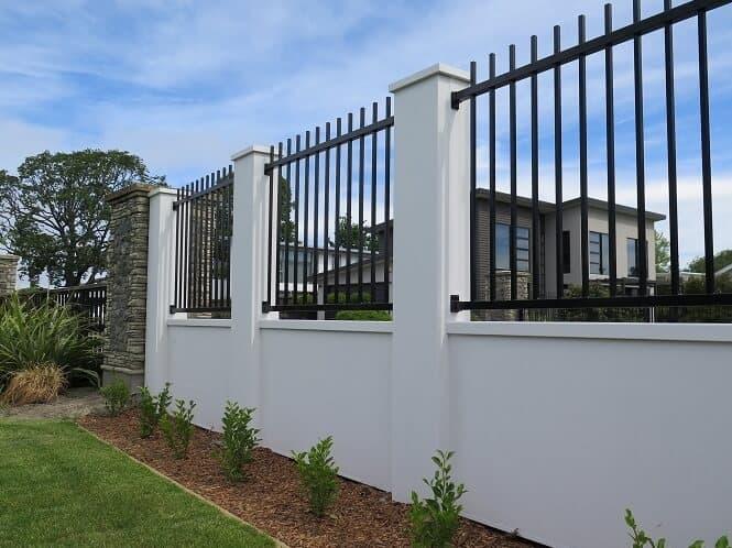 DuraPanel Vecta Aluminium Fences