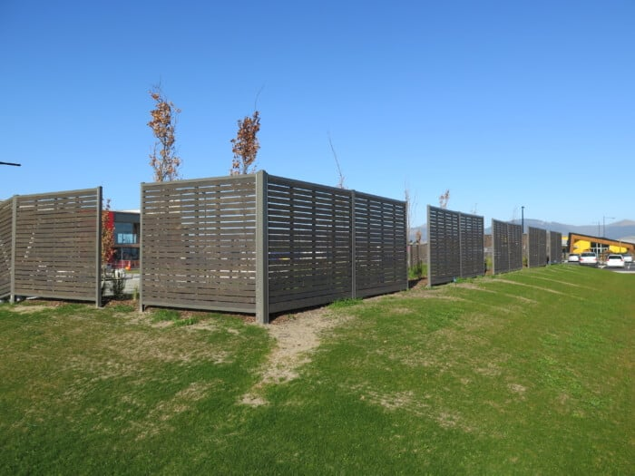 ColourSlat Signature Timber Fences