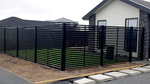 Fence of the Month
